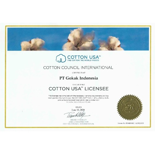 Cotton-USA-License